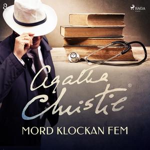 Mord klockan fem (ljudbok) av Agatha Christie
