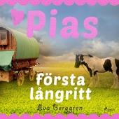 Pias första långritt
