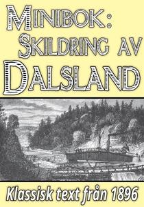 Minibok: Skildring av Dalsland – Återutgivning