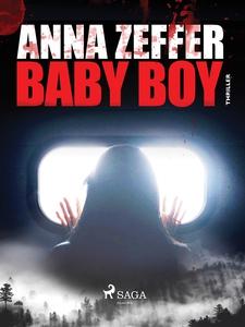 Baby Boy (e-bok) av Anna Zeffer