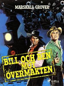 Bill och Ben mot övermakten (e-bok) av Marshall
