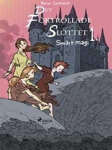 Det förtrollade slottet 1: Svart magi (e-bok) a