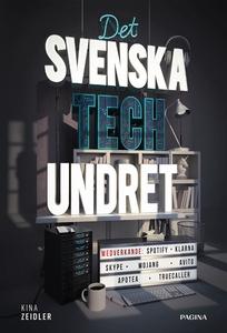 Det svenska techundret (ljudbok) av Kina Zeidle