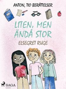 Liten, men ändå stor (e-bok) av Elsegret Ruge