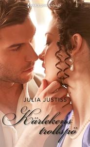 Kärlekens trollspö (e-bok) av Julia Justiss