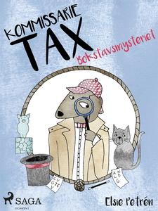 Kommissarie Tax: Bokstavsmysteriet (e-bok) av E
