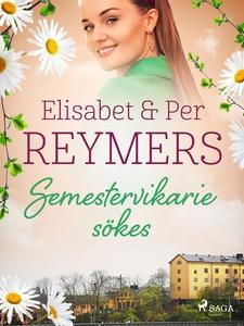 Semestervikarie sökes (e-bok) av Per Reymers, E
