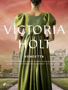 Vendetta (e-bok) av Victoria Holt