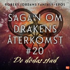 De dödas stad (ljudbok) av Robert Jordan