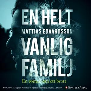 En helt vanlig familj (ljudbok) av Mattias Edva