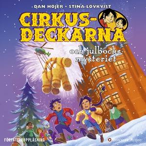Cirkusdeckarna och julbocksmysteriet (ljudbok)