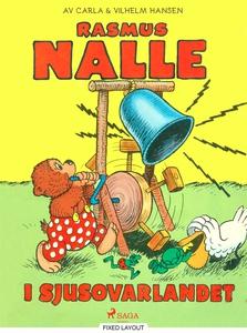 Rasmus Nalle i sjusovarlandet (e-bok) av Carla
