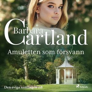 Amuletten som försvann (ljudbok) av Barbara Car