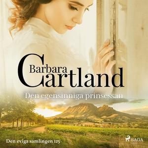 Den egensinniga prinsessan (ljudbok) av Barbara