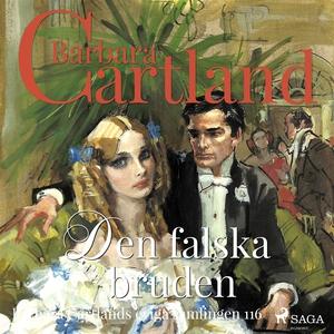 Den falska bruden (ljudbok) av Barbara Cartland
