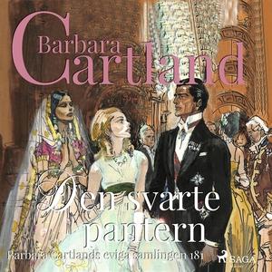 Den svarte pantern (ljudbok) av Barbara Cartlan