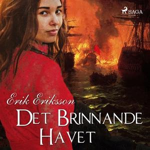 Det brinnande havet (ljudbok) av Erik Eriksson