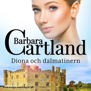 Diona och dalmatinern (ljudbok) av Barbara Cart