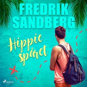 Hippiespåret (ljudbok) av Fredrik Sandberg