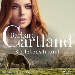Kärlekens triumf (ljudbok) av Barbara Cartland