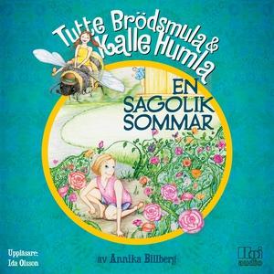 En sagolik sommar (ljudbok) av Annika Billberg