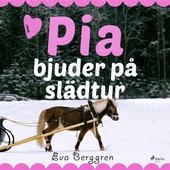 Pia bjuder på slädtur