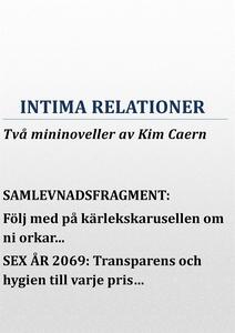 Intima relationer (e-bok) av Kim Caern