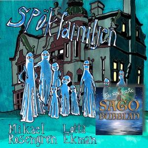 Spökfamiljen (ljudbok) av Mikael Rosengren