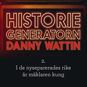 Historiegeneratorn del 2 (ljudbok) av Danny Wat