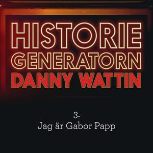 Historiegeneratorn del 3 (ljudbok) av Danny Wat