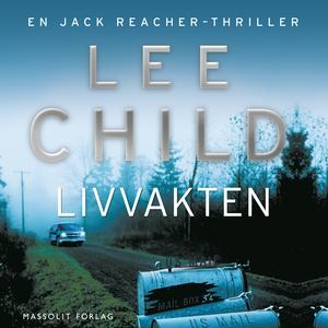 Livvakten (ljudbok) av Lee Child