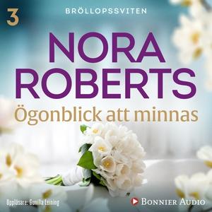 Ögonblick att minnas (ljudbok) av Nora Roberts