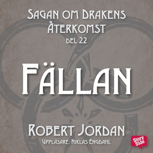 Fällan (ljudbok) av Robert Jordan