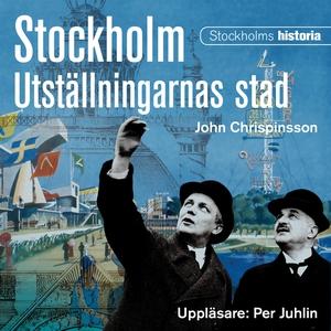 Stockholm. Utställningarnas stad (ljudbok) av J