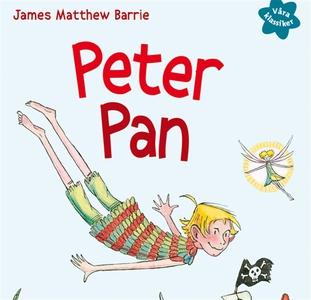 Våra klassiker 1: Peter Pan (ljudbok) av James