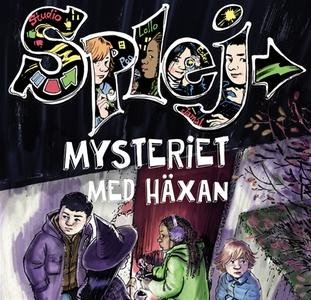 SPLEJ 7: Mysteriet med häxan (ljudbok) av Torst