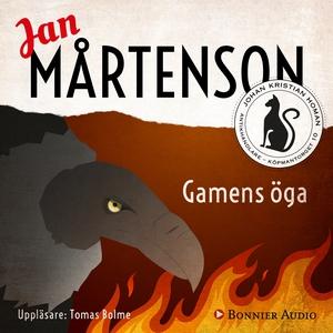 Gamens öga (ljudbok) av Jan Mårtenson