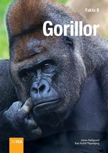 Gorillor (e-bok) av Janne Hyldgaard, Kari Astri