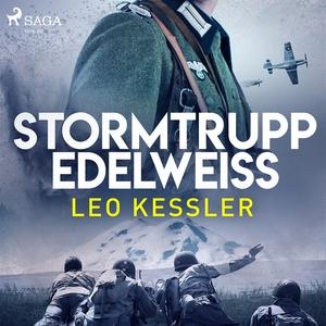 Stormtrupp Edelweiss (ljudbok) av Leo Kessler