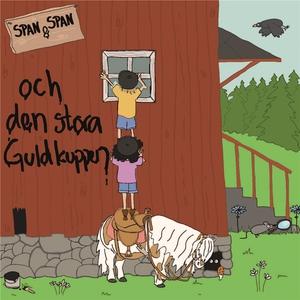 Span & Span och den stora guldkuppen (ljudbok)