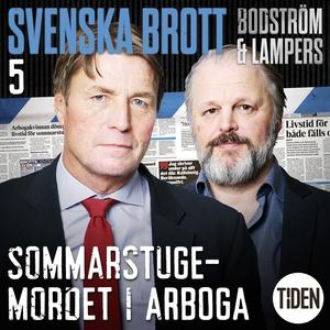 Sommarstugemordet i Arboga 5 (ljudbok) av Thoma