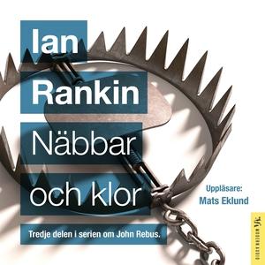 Näbbar och klor (ljudbok) av Ian Rankin