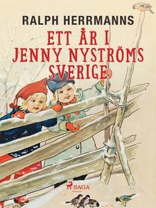 Ett år i Jenny Nyströms Sverige (e-bok) av Ralp