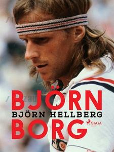 Björn Borg (e-bok) av Björn Hellberg
