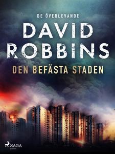 Den befästa staden (e-bok) av David Robbins