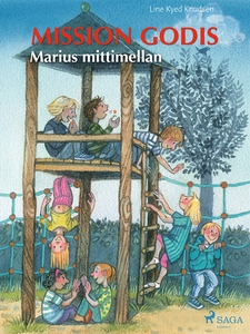 Marius mittimellan: Mission Godis (e-bok) av Li