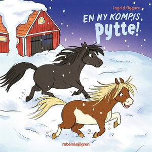 En ny kompis, Pytte! (ljudbok) av Ingrid Flygar