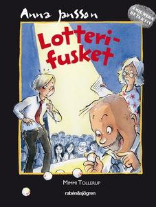 Lotterifusket : Emil Wern 16 (e-bok) av Anna Ja