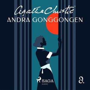 Andra gonggongen (ljudbok) av Agatha Christie