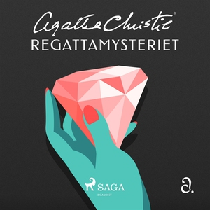 Regattamysteriet (ljudbok) av Agatha Christie